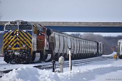 CITIRAIL Sand (R.G. Five) Tags: unit sand train bnsf 476 illinois railway oregon il aurora sub