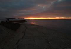 On the Cobb (EmPhoto.) Tags: thecobb dorset jurassiccoast uk seascape emmiejgee landscapepassion canoneos80d canonefs1022mm sunrise lymeregis