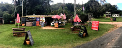 Bucks Farm and Roadside Stall, Chillingham near Murwillumbah, North Coast, NSW (Black Diamond Images) Tags: bucksfarm roadsidestall chillingham murwillumbah northcoast nsw australia panorama iphonepanorama iphone7s iphone appleiphone iphone7plusbackdualcamera appleiphone7plus