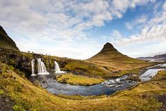 Iceland (Zeeyolq Photography) Tags: water cascades islande waterfall landscape kirkjufellsfoss iceland nature