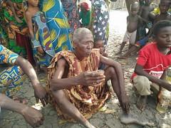 El jefe de la aldea. Aldea Holi. Benín (escandio) Tags: 2018 benin benin2018 holi tatuaje tribu 3 benín