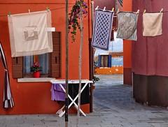Jour de lessive (Jolivillage) Tags: jolivillage village burano laundryday linge lessive isola vénétie veneto italie italia italy europe europa couleurs colori colours picturesque geotagged