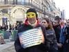 Manifestation 5 février 2019 (Jeanne Menjoulet) Tags: manifestation manif 5février2019 paris violence économique arrogance idéologique connivence politique oligarchiefinancière bnpparibas banques