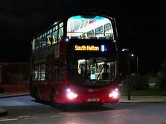 Go North East 6902 (LX06EBA) - 16-03-19 (peter_b2008) Tags: goaheadgroup gonortheast goaheadlondon londoncentral volvo b7tl wright eclipsegemini 6902 wvl253 lx06eba sunderland buses coaches transport buspictures
