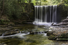 Nant Mill (Charles Connor) Tags: nantmill nantmillwaterfall waterfalls water wrexham northwales landscapephotography landsc nature longexposurephotography longexposure waterblur canondslr