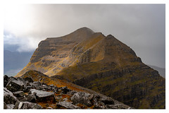 Liathach (james.ball.98) Tags: torridon mountains autumn highlands heather hills mountaineering hiking scotland liathach sony a6300