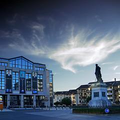 Aurillac, Cantal, France (pom'.) Tags: panasonicdmctz101 august 2018 cantal auvergne auvergnerhônealpes massifcentral 15 100 200 france europeanunion aurillac