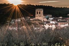 Serenade (*Nenuco) Tags: torre tower sunrise puestadesol sun spain calencia 18105 nikkor d5300 nikon arasdelosolmos jesusmr