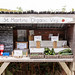 Organic stall, The Scilly Isles, UK