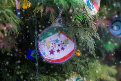Stars (JMS2) Tags: christmastree ornaments handdrawn round decorations festive holidays stars