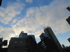 2018 December Christmas Morning Clouds Holiday 8432 (Brechtbug) Tags: 2018 december christmas morning light few moments later virtual clock tower from hells kitchen clinton near times square broadway nyc 12252018 new york city midtown manhattan winter holiday weather building breezy cloud hell s nemo southern view tuesday