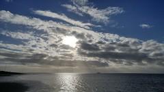 Fähre Sylt Römö (greenoid) Tags: fähre sylt römö nordsee dänemark strand südstrand sonne himmel sky ferry insel meer see sea denmark