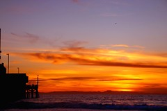 The End Of The Pier.... (law_keven) Tags: orangecounty pacific pacificocean california photography landscapephotography usa america water clouds theoc