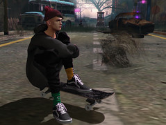 I'm always tired, but never of you (MATTY // *OMG*) Tags: sl secondlife men mens blog blogger lotd look style outfit clothes clothing wear menswear photo photography 3d world avatar virtual fashion sneakers sneaks semller skater skate vans jogger jacket modulus beanie hat hair breath coat hoodie park tmd themensdept new mesh