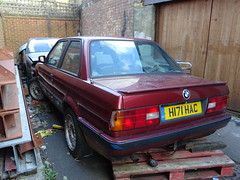 1990 BMW 316i Lux (Neil's classics) Tags: vehicle 1990 bmw 316i lux e30