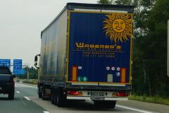 Schmitz Cargobull S.CS Mega - Waberer's International NYRT Budapest-Nagykőrösi, Magyarország (Celik Pictures) Tags: duitsland germany deutschland allemagne almanya westeurope westeuropa a3 e56 autobahn snelweg snellbahn highway freeway otoban motorvag nürnberg würzburg frankfurt köln a3e56autobahnpassaunürnbergwürzburgfrankfurtkölndeutschland seenindeutschland vacationphotos movingvehicles roadphotos yürüyenaraçlar agirvasitalar shootedonhighway shootedfromhighway shootedfromcar seenata3e56autobahnpassaunürnbergwürzburgfrankfurtkölndeutschland schmitz cargobull scs mega waberersinternationalnyrt budapestnagykőrösi magyarország wca666