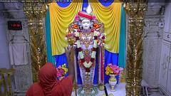 Ghanshyam Maharaj Shringar Darshan on Wed 21 Nov 2018 (bhujmandir) Tags: ghanshyam maharaj swaminarayan dev hari bhagvan bhagwan bhuj mandir temple daily darshan swami narayan shringar
