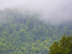 Mist on the Mountain (RockN) Tags: mountains mist august2016 islandfalls maine newengland