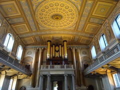 The Chapel of St Peter and St Paul: Old Royal Naval College Greenwich (delta23lfb) Tags: church chapel organ greenwich navalcollege wren samuelgreen thomasripley