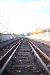 Railway bridge (LastWeekTechnology) Tags: rails railway