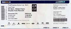 "Cupfinal 2015: SC Bern - Kloten Flyers 3:1 • <a style=""font-size:0.8em;"" href=""http://www.flickr.com/photos/79906204@N00/45219122165/"" target=""_blank"">View on Flickr</a>"