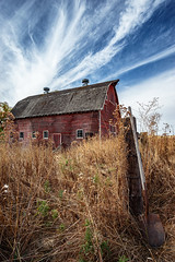Relics of the Palouse VIII (PNW-Photography) Tags: belmont oaksdale washington palouse whitmancounty rural country farm barn farming