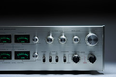 JVC 4VN 880 4-Channel Amplifier (oldsansui) Tags: 1970 1972 1970s seventies audio classic jvc stereo quadraphonic receiver amp amplifier retro vintage sound hifi design old radio music audiophile analog electronic 70erjahre solidstate