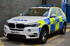 Durham Constabulary - NK64 EYL (Chris' 999 Pics) Tags: durham constabulary october 2016 police rpu roads policing unit arv armed response vehicle firearms traffic car pursuit 999 112 emergency anpr automatic number plate recognition nk64eyl