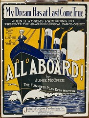All Aboard! (chauvin.bill) Tags: hss signsunday vintageposter