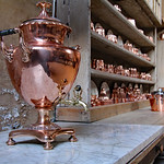 Copper kitchen utensils thumbnail