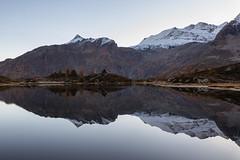 Specchiata (explore) (cesco.pb) Tags: simplonpass passodelsempione canon canoneos60d tamronsp1750mmf28xrdiiivcld switzerland svizzera alps alpi hopschesee montagna mountains