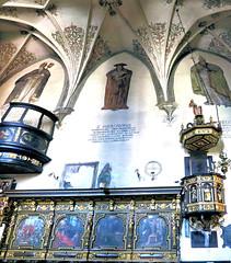 Kraków, Kościół Świętego Krzyża-IMG_0428pan-p (Milan Tvrdý) Tags: kraków kościółświętegokrzyża holycrosschurch poland cracow cracovia