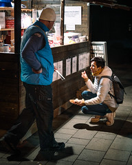 Christmas Market (angrykarl) Tags: canon canoneos street streetphotography streetphoto efm32mmf14stm canonefm32mmf14stm brno czechrepublic