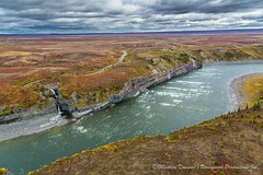 Coppermine River in colors_Red-5473 (Mathieu Dumond) Tags: arctic nunavut canada kugluktuk coppermineriver river fall september colors water rapids landscape nature canon 5dmkiii mathieudumond umingmakproductions