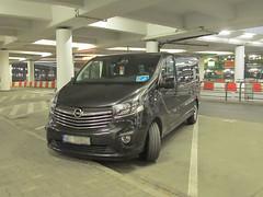 Opel Vivaro (transport131) Tags: samochód car opel vivaro