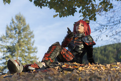 Gery_17 (saromon1989) Tags: lineage lineage2 lineageii l2 girl beautiful woman womanfashion cosplay