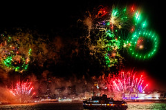Guy Fawkes Night (Tony Shertila) Tags: birkenhead england liverpool boat britain colours dazzleboat europe fireworks liverbuilding merseyside night river rivermersey riveroflight sky wirral ©2018tonysherratt unitedkingdom