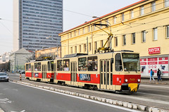 BTS_7929_201811 (Tram Photos) Tags: ckd tatra t6a5 bratislava dopravnýpodnikbratislava dpb strasenbahn tram tramway električková mhd električka