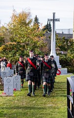 20181111_0086_1 (Bruce McPherson) Tags: brucemcphersonphotography seaforthhighlanders centumcorpora remembranceday armistice brassband 100piecebrassband livemusic bandmusic brassmusic remembrance armisticeday veteransday mountainviewcemetery jones45 areajones45 commonwealthcemetery remembering honouring wargraves outdoorperformance outdoormusic vancouver bc canada thelittlechamberseriesthatcould homegoingbrassband