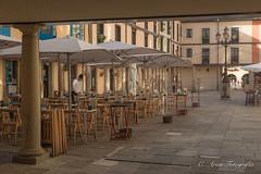 Plaza del Fontán (mcarmenag) Tags: asturias ciudad fontán invierno navidad oviedo