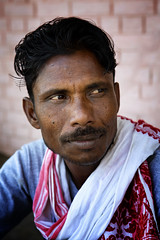"Portrait Of A Varanasi Boatman (El-Branden Brazil) Tags: varanasi india indian ganges ganga ceremony hindu hinduism asian asia sacred holy mystical ""south"