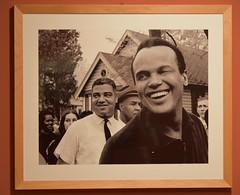 """ Harry Belafonte "" I AM A MAN - Pavillon Populaire -  Montpellier Hérault (salva1745) Tags: harrybelafonte i am a man pavillon populaire montpellier hérault"