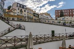 Lisbon, Portugal (Bela Lindtner) Tags: lindtnerbéla belalindtner nikon d7100 nikond7100 nikkor 1020mm 1020 nikkor1020mm nikkor1020 nikon1020mm nikon1020 uwa lisboa lisbon lisszabon portugal portugália street outdoor outside architecture buildings building sky bluesky clouds