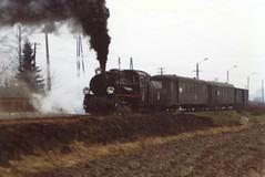 44.31 (Ray's Photo Collection) Tags: poland steam railway train pkp railways polish winter snow tour rail