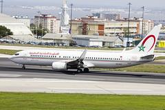 CN-RGE | Royal Air Maroc | Boeing B737-86N(WL) | CN 36822 | Built 2011 | LIS/LPPT 03/05/2008 (Mick Planespotter) Tags: aircraft airport 2018 nik sharpenerpro3 cnrge royal air maroc boeing b73786nwl 36822 2011 lis lppt 03052008 portela portugal lisbon delgado humbertodelgado humberto b737