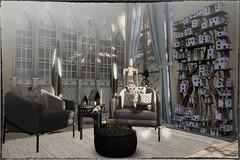 Winter Library (AGodenot) Tags: applefall bazar cg floorplan con dustbunny kalopsia lindini l2 loftaria collabor88 luc newchurch ordemdarosa ravenghost sayo soy tartessosarts yolla