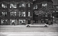 limo-on-king_snow_night_wide_01_8773278171_o (wvs) Tags: cold night snow toronto ontario canada can