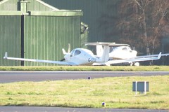 G-CTSS ~ 2018-11-30 @ BOH (1) (www.EGBE.info) Tags: gctss eghh bournemouthinternationalairport boh aircraftpix generalaviation aircraftpictures airplanephotos airplane airplanepictures cvtwings planespotting aviation davelenton 30112018 diamondaircraft da40diamondstar l3ctcairlineacademytraining