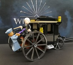 27IMG_20181124_102630 (maxims3) Tags: lego wizarding world 75951 grindelwalds escape серафина пиквери seraphina picquery геллерт гриндевальд gellert grindelwald фестрал thestral карета макуса