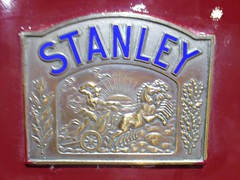 187 Stanley Motor Carriage Badge (robertknight16) Tags: stanley american usa badge badges automobilia steamcars haynes